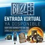Entradas virtuales para la Blizzcon 2013 disponibles