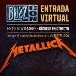 Metallica clausurarán la Blizzcon 2014