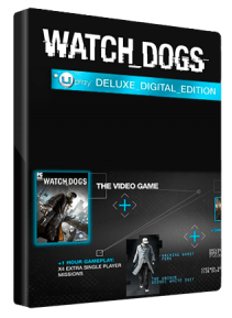 Watch Dogs Digital Deluxe Edition