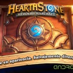 Hearthstone ya disponible para móviles