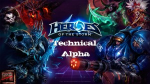 Heroes of the Storm - Tech Alpha