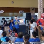 Logro desbloqueado: Primer evento público