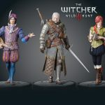 Nuevas figuras de The Witcher 3 por Dark Horse
