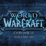Anticipo de artwork de Crónicas Volumen 3 de WoW