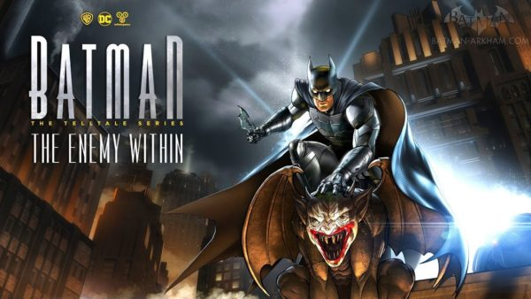 Batman- The Telltale Series (Steam Key)