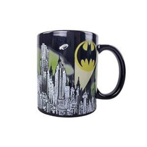Batman Horizonte - Taza que cambia de color