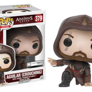 Aguilar (Agachado) POP! Movies: Assassin's Creed