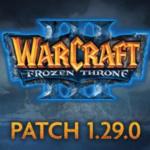 Warcraft 3, parche 1.29.0