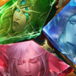 Tres Hermanas. El nuevo cómic de Battle For Azeroth