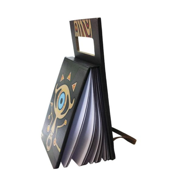 Zelda Breath of the Wild - Libreta Sheikah Slate