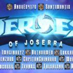 Y los Héroes de Joserra de Septiembre son…
