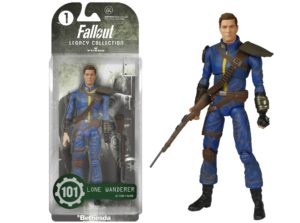 Fallout - Lone Wanderer - Figura de Acción Funko