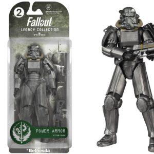 Fallout - Power Armor - Figura de Acción Funko